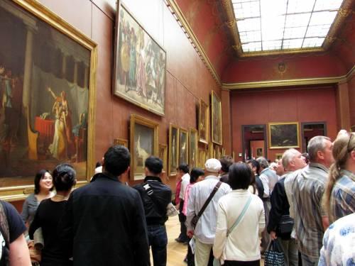 Лувр, авиабилеты в Париж дешево
