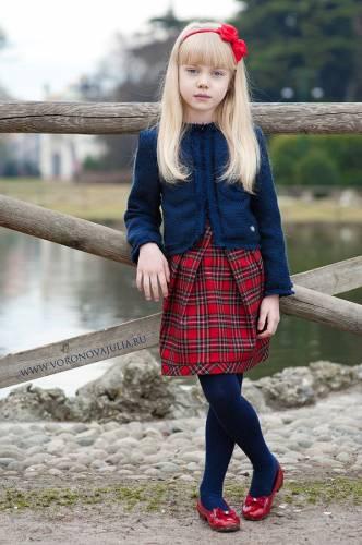 Модные детские платья 2016