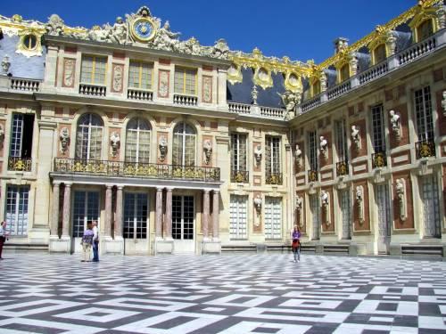 Версаль, Париж 2016-2017